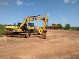 Vende-se uma escavadeira hidráulica Caterpillar 315 - 2009
