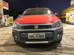 Fiat Strada Working 1.4 Cd Flex - 2016