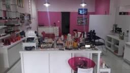 Salão\esmalteria e perfumaria