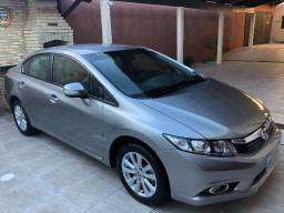 Civic LXR 2.0 Automático 2014/2014 *Apenas 44mil Rodados e Único Dono* - 2014