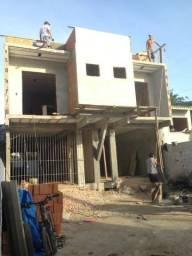 Js Duplex em obras 2 quartos (1 suite) na entrada dos Ingleses