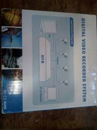 Vendo DVR Analógico 8 Canais