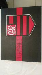 Lindo quadro do Flamengo