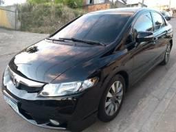 Honda civic lxl altomatico - 2011