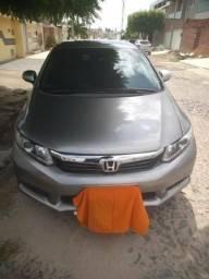 Vendo Honda Civic completo - 2013