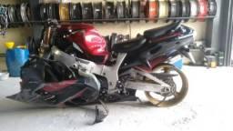 Moto Para Retirada De Peças/Sucata Hayabusa 1300 Suzuki Gsx 1300 Ano 2008