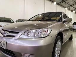Civic 1.7 lxl automático 2004 - 2004