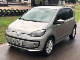 VOLKSWAGEN UP 2014/2015 1.0 MPI HIGH UP 12V FLEX 4P AUTOMATIZADO - 2015
