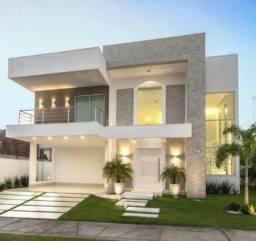 Alphaville Mirante, 04 suítes + escritório + espaço gourmet. Casa com 220m²