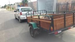 Vendo carroçinha - 2019