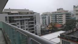 Edifício de alto luxo em bairro privilegiado de Niterói.