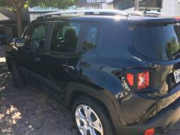 Jeep Renegade, Top de Linha, Limited 1.8 16V Flex, Automático, 4P, 2016/2017 - 2016