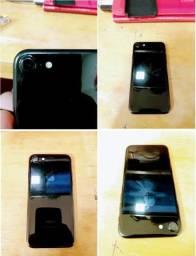 IPhone 7 - 128GB - Preto Brilhante - Vendo/Troco