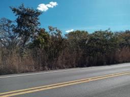 Chácara estrada do manso km 28. 16,4 hectares - 133 frente asfalto