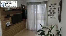Lindo apartamento com 3 dormitórios, 1 suíte e Varanda Gourmet na Moóca