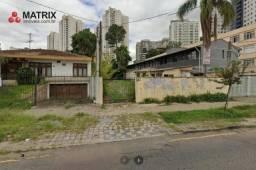 Terreno à venda, 930 m² por R$ 2.500.000,00 - Cristo Rei - Curitiba/PR