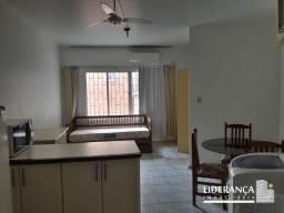 Kitchenette/conjugado à venda com 1 dormitórios em Carvoeira, Florianópolis cod:A1176