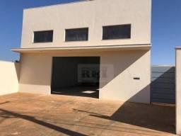 Galpão para alugar, 200 m² por R$ 3.500/mês - Residencial Gameleira II - Rio Verde/GO