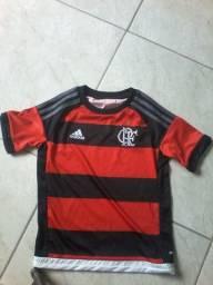 Camisa do Flamengo original 10 anos