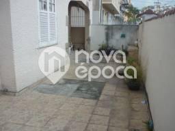 Apartamento à venda com 3 dormitórios em Vila isabel, Rio de janeiro cod:FL3AP0117