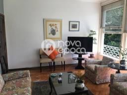 Apartamento à venda com 3 dormitórios em Leblon, Rio de janeiro cod:LB3AP12348