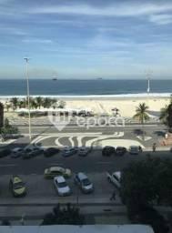 Apartamento à venda com 3 dormitórios em Leme, Rio de janeiro cod:CO3AP42803