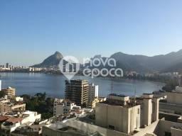 Apartamento à venda com 4 dormitórios em Lagoa, Rio de janeiro cod:LB4AP12804