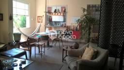 Apartamento à venda com 3 dormitórios em Cosme velho, Rio de janeiro cod:FL3AP36506
