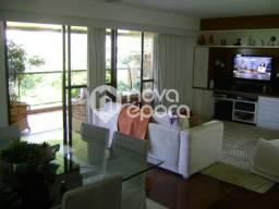 Apartamento à venda com 4 dormitórios em Botafogo, Rio de janeiro cod:FL4AP5751