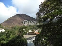 Apartamento à venda com 4 dormitórios em Cosme velho, Rio de janeiro cod:FL4AP39477