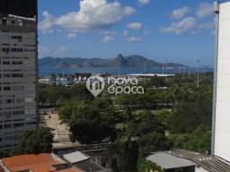 Apartamento à venda com 1 dormitórios em Glória, Rio de janeiro cod:FL1AP25030