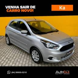 FORD KA 2014/2015 1.0 SE PLUS 12V FLEX 4P MANUAL - 2015