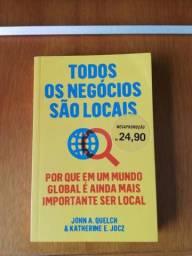 Livro Todos os negócios são locais