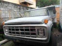 Vende-se caminhão Ford - 1988