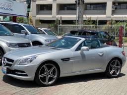 Mercedes Benz SLK 200 CGI 2012 Top Apenas 32.000 km - 2012