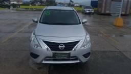 Nissan,,versa s.1.0 completo .novo d+ - 2016
