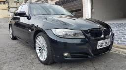 Bmw 320i 2010 versao top com teto - 2010