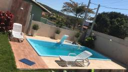 Casa de 3 quartos na Região dos Lagos Iguaba