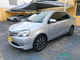 Etios Sedan Platinum 1.5 Flex 2014 - 2014