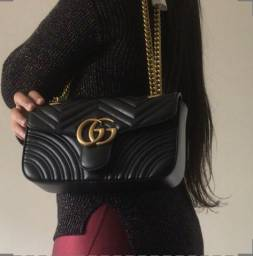 Bolsa Gucci marmont media