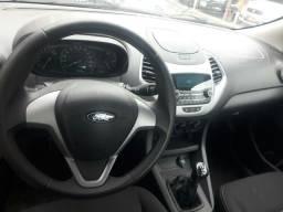 Ford Ka 1.0 (2019) completo + gnv+transferência +ipva= P.E +48x785