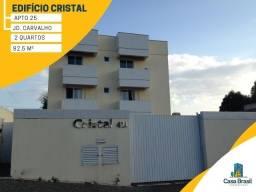 Apartamento com 2 quartos para locação em Ponta Grossa - Jardim Carvalho