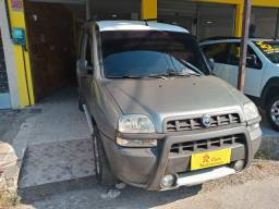 Vendo Doblo ADV 1.8 2008 - Completo * Entrada + 48x R$610 ,00 * C/ GNV