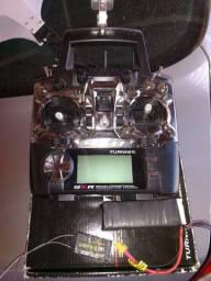 Rádio controle turnigy 9xr