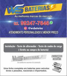 WS baterias