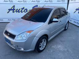 Fiesta Sedan 1.6 Class c/ GNV + Multimidia! 2008