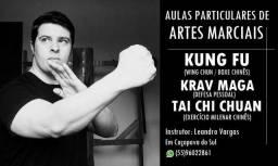 Aulas Particulares de Artes Marciais