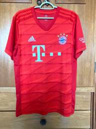 Camisa Bayern de Munique 2019/20