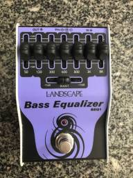 Pedal Bass Equalizer