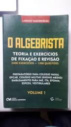 Livro O Algebrista